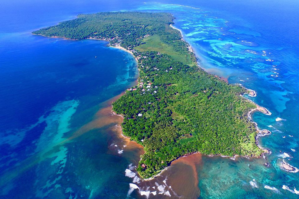 little-corn-island-nicaragua-beach-bungalow-eco-lodge-resort-hotel-aerial-island-view-2