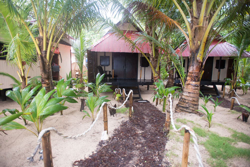 Little Corn Island Beach Bungalow