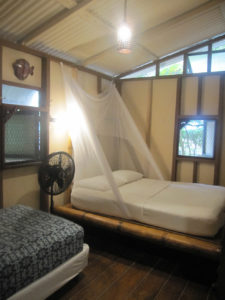 little-corn-island-accomodations-beach-front-cabin-bungalows-bunkhouse-beds