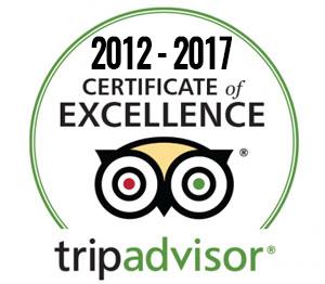 Little-Corn-Island-Beach-Bungalow-Trip-Advisor-Certificate-Excellence-2012-2013-2014-2015-2016-2017