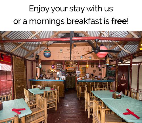 little-corn-island-free-breakfast